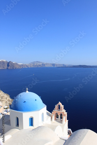 Eglise à santorin - Cyclades - Grèce