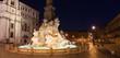 Piazza Navona, Fontana dei Fiumi, Roma