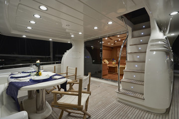 Italy, luxury yacht, Fiumicino, Rome, Rizzardi Technema 65'