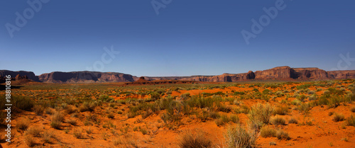 Desert landscape - 18810816