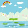 fairy tale lake
