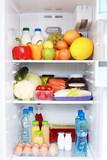 Fototapety refrigerator