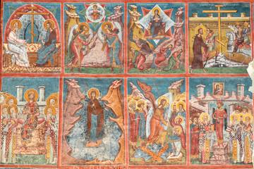 Monastère peint de Bucovine