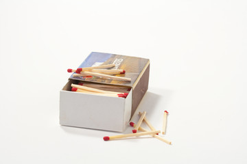 La boîte d'allumettes