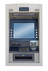Bancomat - ATM machine