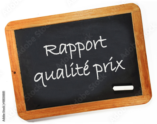 Rapport Qualit Prix Photo Libre De Droits Sur La Banque