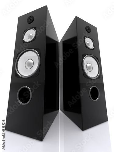 Big Speakers Wide