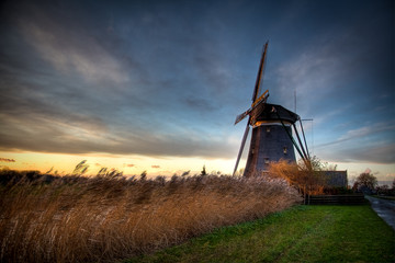 Windmill atmosphere