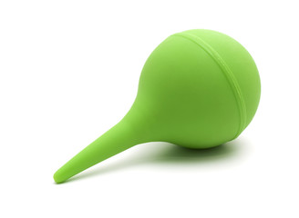 green enema