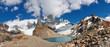 Cerro Fitz Roy & Laguna de los Tres, Patagonia, Argentina