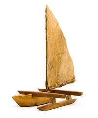 Cultural Arts Sail Boat