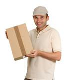 Deliveryman poster