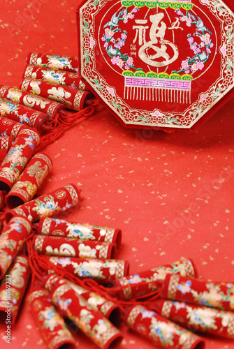 Chinese spring festival(lunar new year) decoration