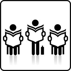 3 Personen lesen