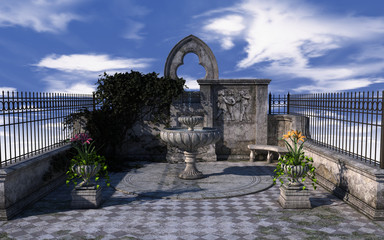 Fantasy Scene 1