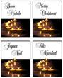 cartoline con candele