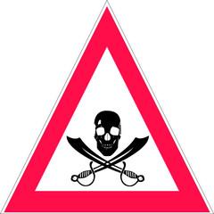 Attenzione ai pirati!