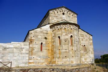 Francia, Corsica, la chiesa della Canonica a Bastia 1