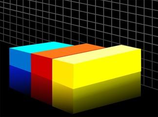 Illustration of graphical blocks