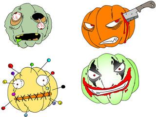 Halloween Pumpkinz