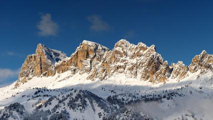 Montagna, Dolomiti, Alpi, Italia, Veneto, Cortina d'Ampezzo
