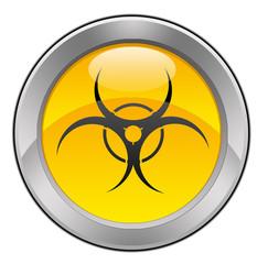 new button biohazard