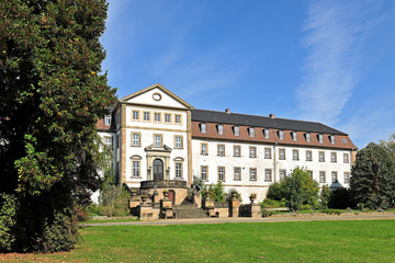 Das Schloss Ringelheim in Salzgitter-Ringelheim