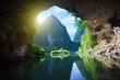 Leinwandbild Motiv From the grotto
