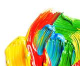 Naklejka Paint