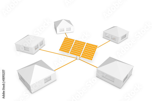 Energia słoneczna. Odnawialne źródła energii. - 18913217