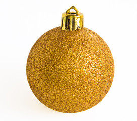 Sparkling Christmas ball