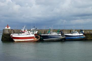 Porto di Barfleur - Normandia - Francia