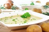 Fototapety Kartoffelsuppe