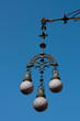 streetlight modernist Barcelona
