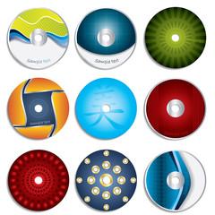 CD & DVD label designs 3