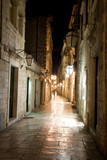 Night street-