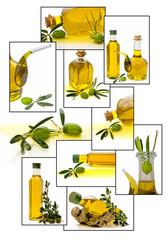 Composición de aceite de oliva