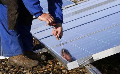 New solar moduls