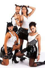 Heavy metal girls