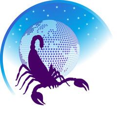 sternenzeichen scorpion