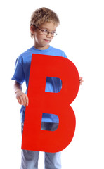 "Letter ""B"" - See all letters in my Portfolio"
