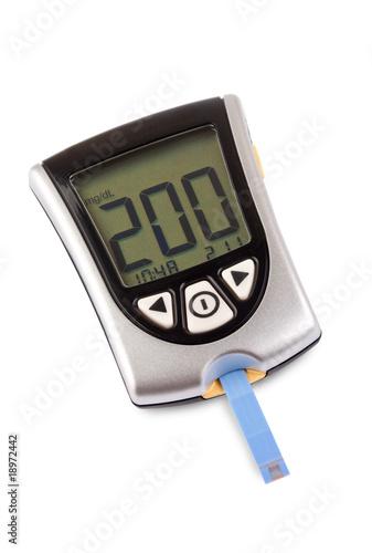 Alto nivel de azúcar en sangre - 18972442