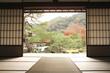 世界文化遺産 天龍寺 嵯峨野 京都 日本