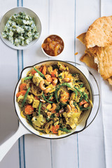 vegetable quinoa curry