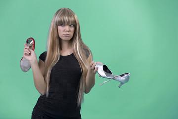 Shoe mistress