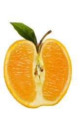 Mela e arancia fusion