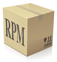 Paquet RPM (reflet)