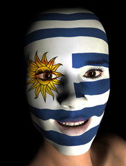 Uruguay - Woman