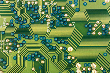 Green electronic circuits
