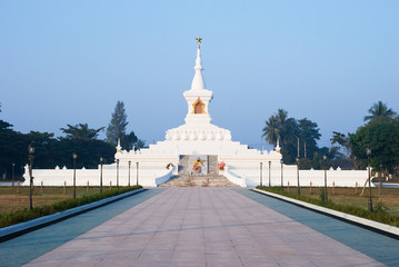 Unknown Soldier's Monument in Vientiane, Laos